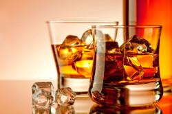 Алкоголь - причина развития геморроя