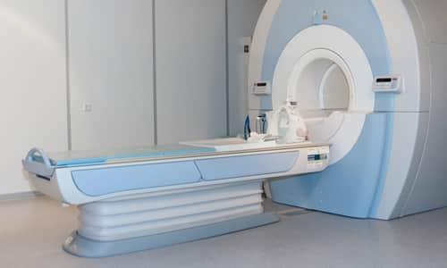 Аппарат для магниторезонансного анализа малого таза