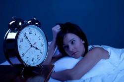 Бессонница - побочный эффект капель