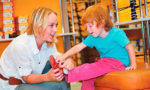 Детская ортопедическая обувь от фирмы Тотто