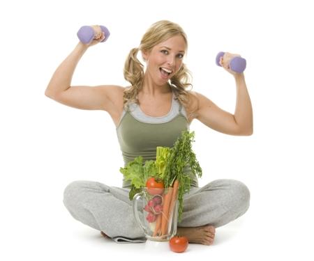 Здоровое питание решает очень многое!