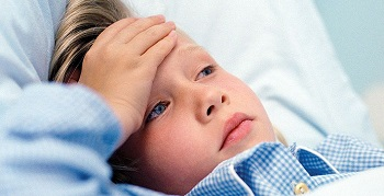 менингоэнцефалит у ребенка