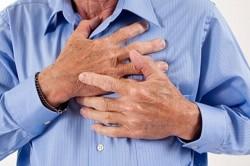 Инфаркт миокарда - причина липкого пота