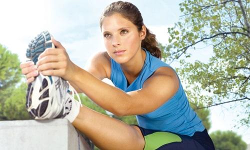Использование ортопедических стелек для занятий спортом