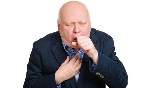 Проблема сухого кашля у взрослых