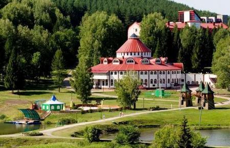 Санатории Урала фото