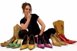 Неправильно подобранная обувь - причина гипергидроза
