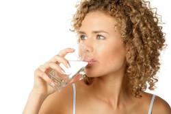 Обильное питье при диарее