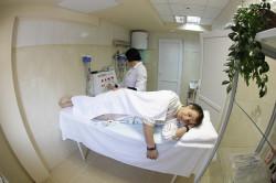 Очищение кишечника с помощью гидроколонотерапии
