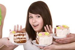 Отказ от сладкого для профилактики запоров