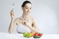 Постоянные диеты - причина вторичного бесплодия