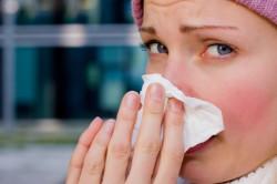 Простуда - причина кашля с мокротой
