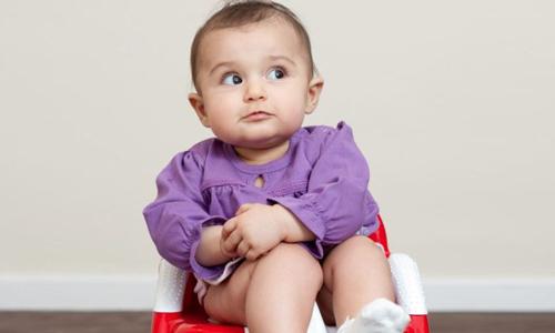 Проблема запора у ребенка