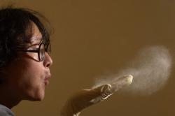 Пыль - причина кашля