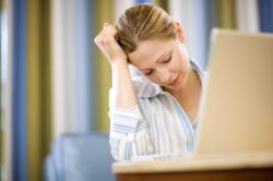 Сидячая работа-причина геморроя