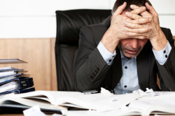 Стрессы - причина потоотделения