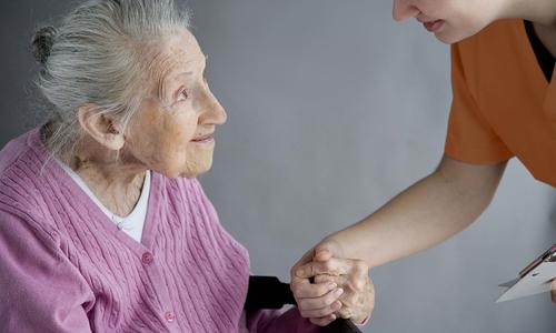 Проблема запора у пожилых людей