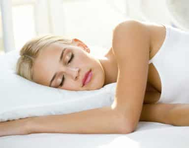 Появление симптомаво сне