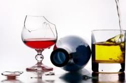 Алкоголь - причина тошноты