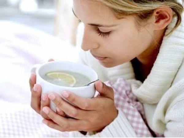 отвары и чаи для лечения горла