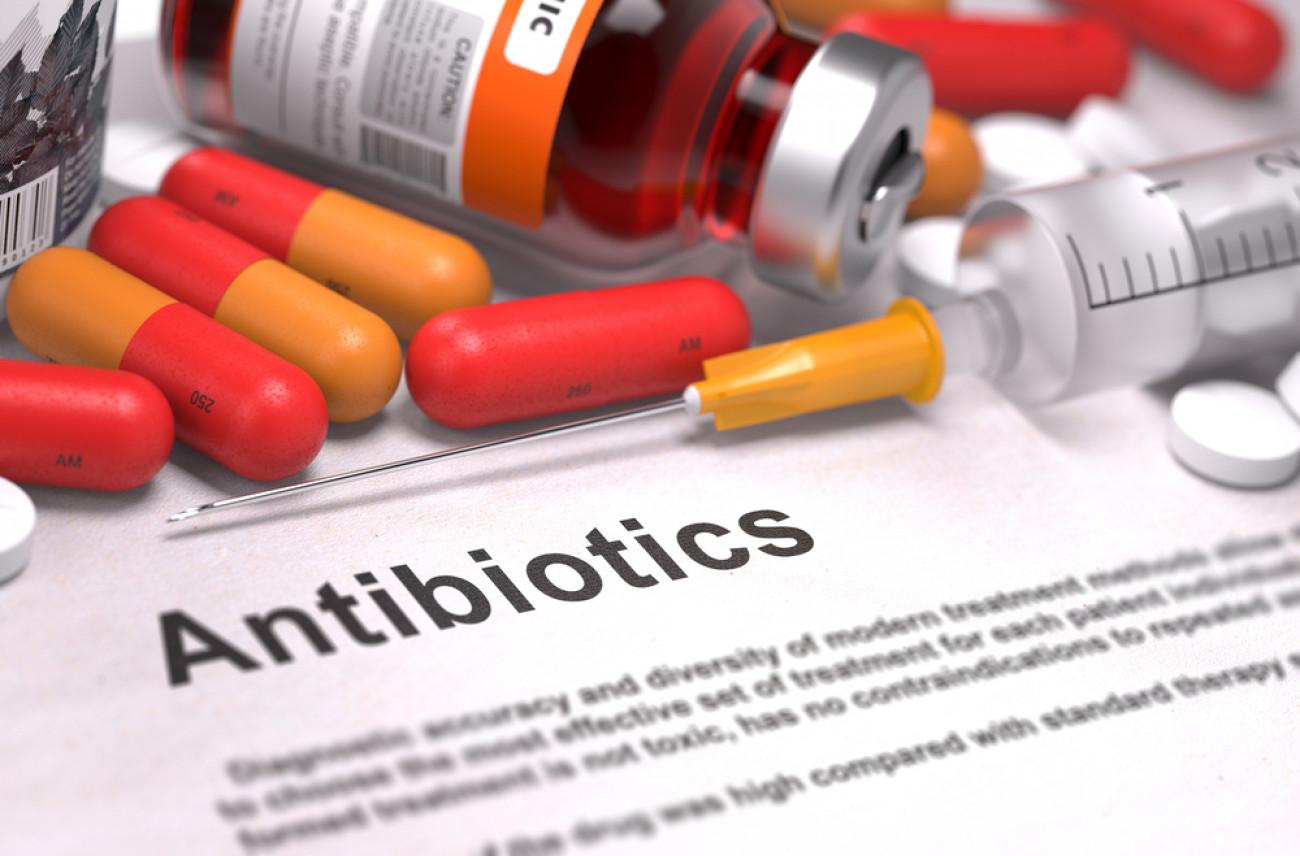 Препараты урологические антибиотики - Антибиотики