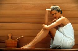 Посещение бани при геморрое
