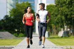 Бег для избавления от запора
