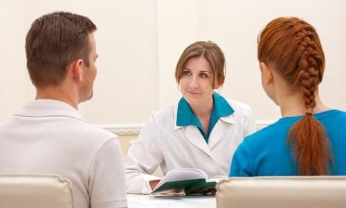 Обсуждение вероятности беременности после аборта с врачом