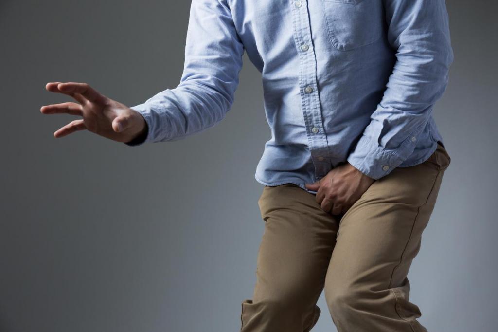 Боли при аденоме простаты