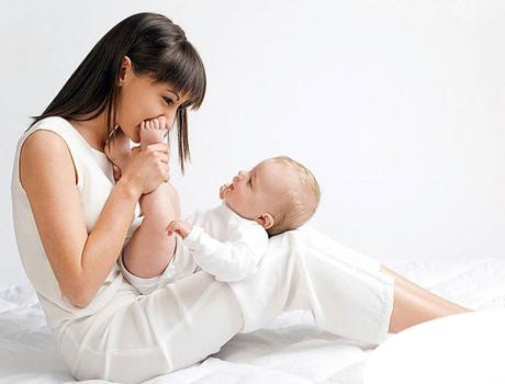 Мамочка и сыночек