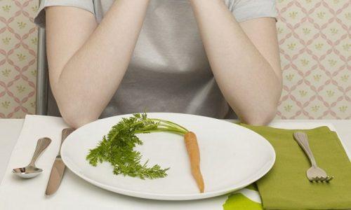 Правильно подобранный рацион питания позволяет облегчить состояние больного и ускорить процесс его выздоровление