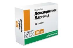 Доксициклин для лечения хламидиоза