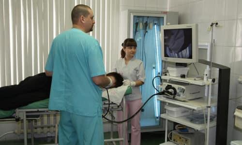 Лапароскопия проводится под контролем специального прибора - эндоскопа
