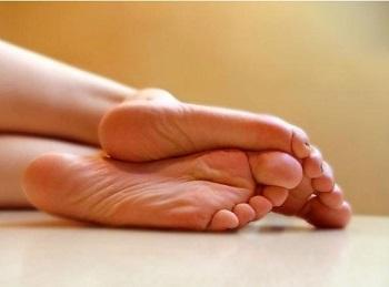 инфицирование ног