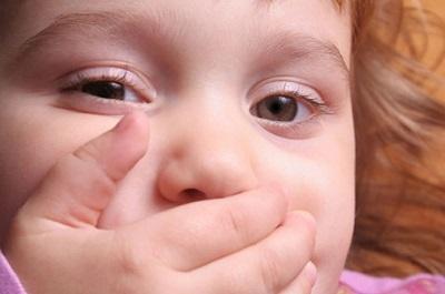 инфекция во рту ребенка