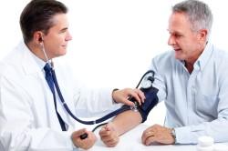Гипертония - причина потливости шеи