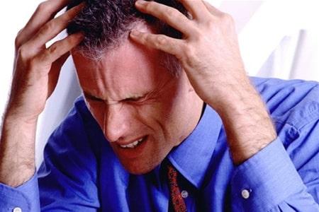 Особенности головной боли при сосудистых кризах