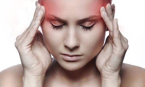 Головные боли в затылочной части головы во время секса