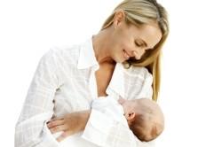 Кормление грудью - причина нарушения менструального цикла