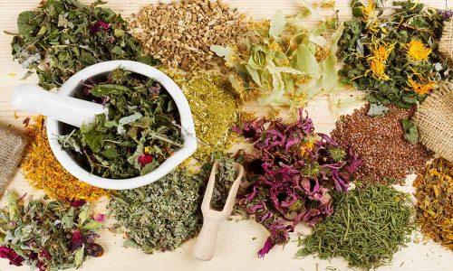 На стадии выздоровления рекомендованы травяные отвары, целительные чаи