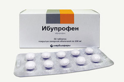 Ибупрофен для лечения аднексита