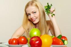 Употребление фруктов для профилактики простуды