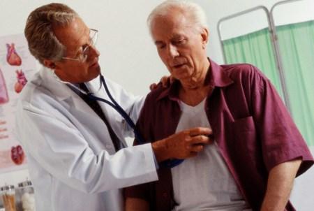 Аритмия сердца от позвоночника