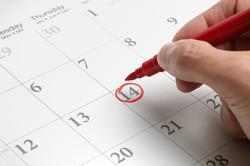 Метод календарного подсчета при планировании беременности
