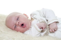 Проблема кашля у грудного ребенка