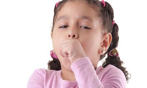 Сильный кашель у детей