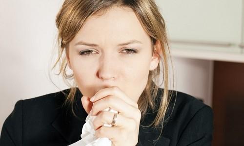 Проблема кашля у человека