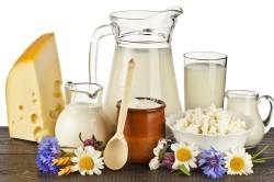 Кисломолочные продукты при диареи у ребенка