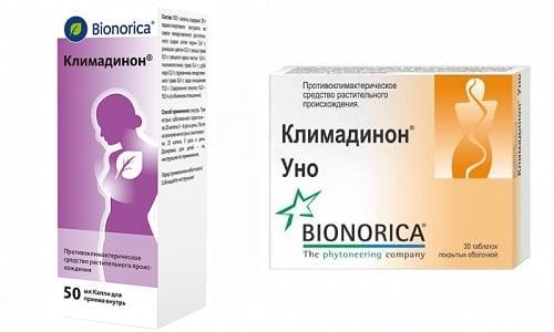 Антиклимактерические препараты Климадинон и Климадинон Уно эффективно устраняют симптомы климакса и улучшают общее состояние организма