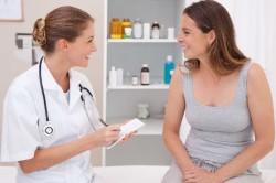 Консультация врача при творожистых выделениях